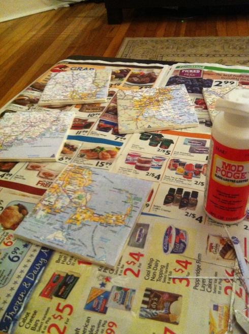 Diy Coasters Dormstyler Part Ii